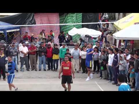 Ecuavoley Azuay Vs Loja Mejor final #live #sport #event Fiesta de Susudel Ecuador