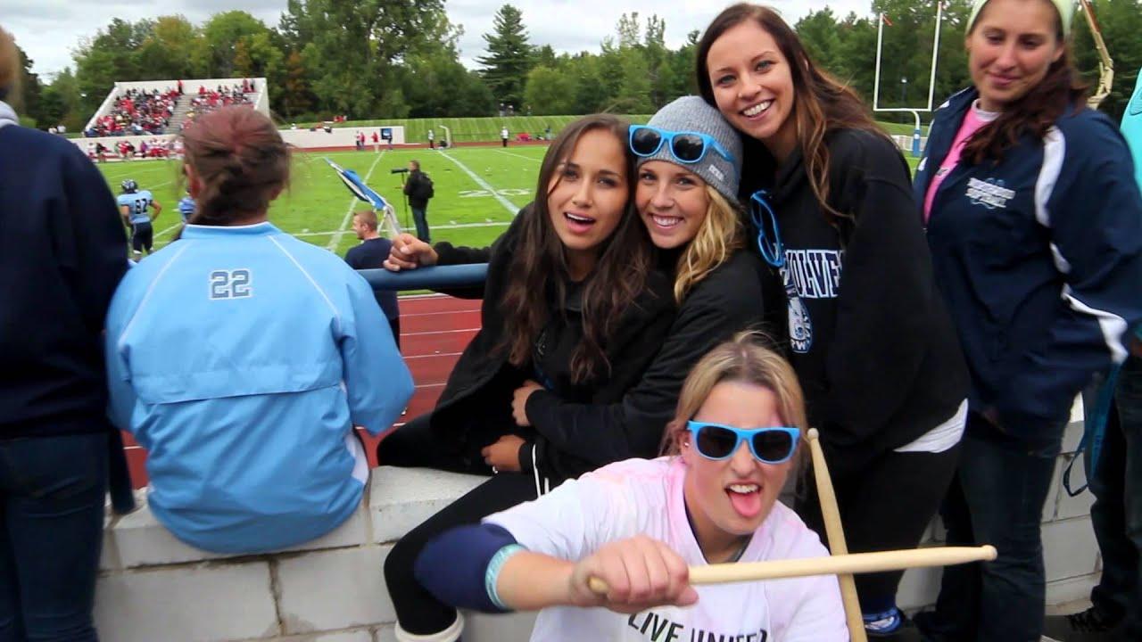 Northwood University Football Game Day Experience Youtube