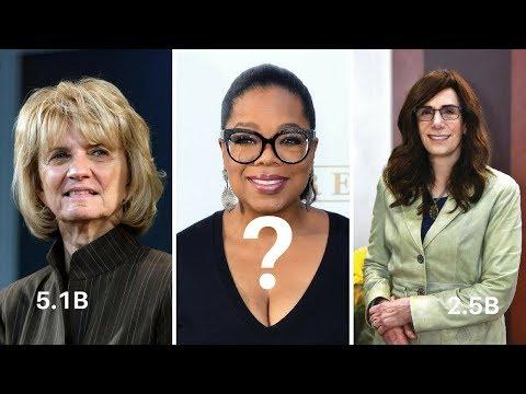 America's Richest Self Made Women 2017