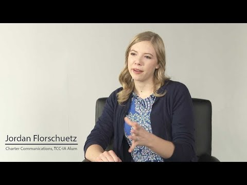 TCC IA Vignettes 6 – Jordan Florschuetz, Charter Communications, TCC-IA Alum