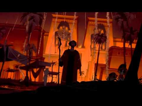 prince of egypt plagues