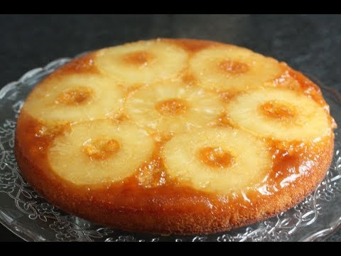 gâteau-ananas-la-meilleure-recette