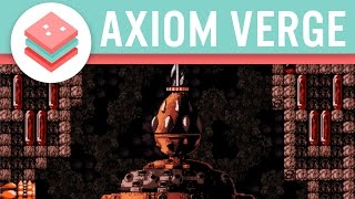 Indie Bytes -  Axiom Verge Review [PC]
