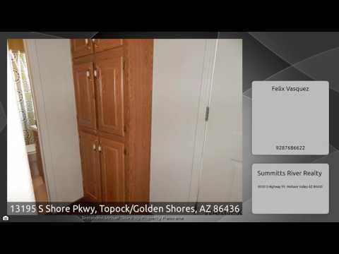 13195 S Shore Pkwy, Topock/Golden Shores, AZ 86436