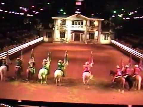 Dixie Stampede Christmas 97 Myrtle Beach George Morris