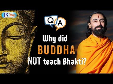 Why did Lord Buddha not teach Bhakti   Q&A with Swami Mukundananda   JKYog Retreat