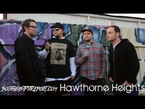 Hawthorne Heights Interview: Band chats 10 years of If only you were lonely