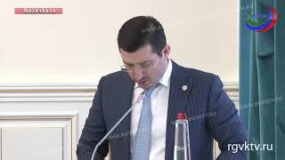 Повестку предстоящей сессии обсудили на президиуме в Народном собрании республики