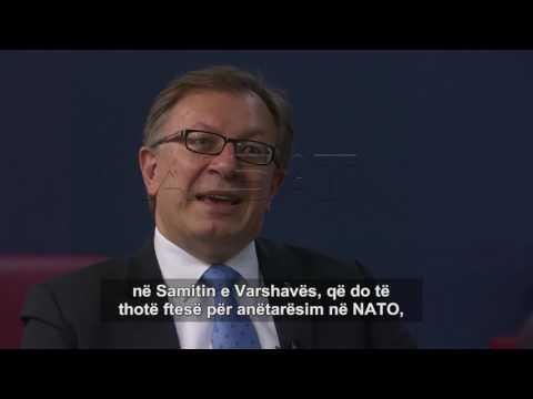 Ildem: Emri dhe reformat, parakusht për anëtarësim në NATO
