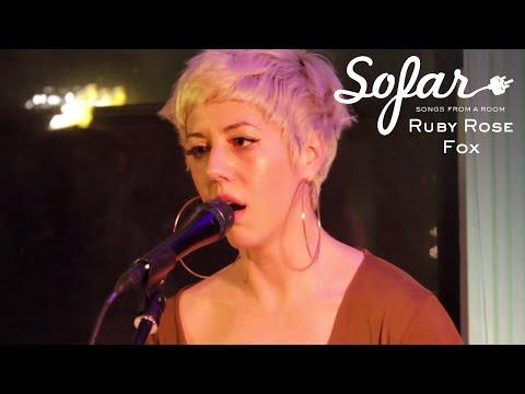 Ruby Rose Fox - Rainbow Suffragette | Sofar Boston