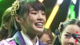 BNK48 รับรางวัล JOOX Thailand Music Awards2018