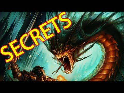 Dungeons and Dragons Lore: Naga Secrets!