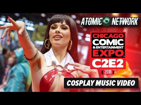 C2E2 2016 -  Cosplay Music Video | Part 1