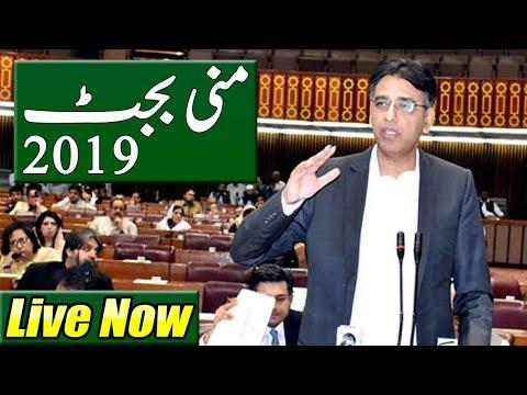 Pakistan Mini Budget 2019 Speech National Assembly 23 January 2019