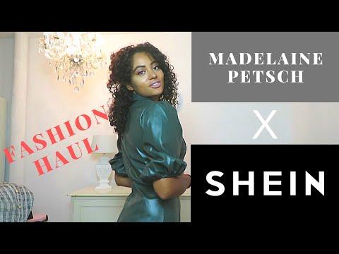 FASHION HAUL SHEIN X MADELAINE PETSCH