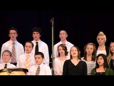 Harmony Singers - Jingle Bell Dash - Sunset Ridge Middle School