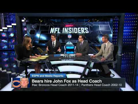 Bears Hire Fox