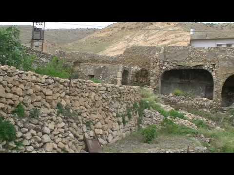 Around Alqush & Tomb of the Prophet Nahum / Iraq موقع ومقبرة النبي ناحوم