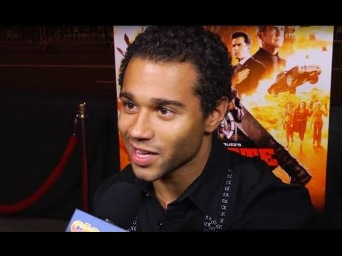 Corbin Bleu Talks Ashley Tisdale, Vanessa Hudgens, and Dancing With The Stars!