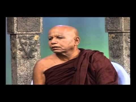 Discussion about Meditation Ven Kottawe Sumana Thero