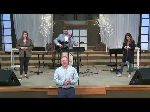 March 22, 2020 West Mobile Baptist Church Live Stream