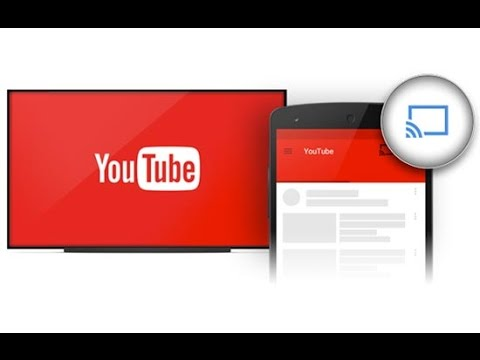 como sincronizar tu celular con smart tv (youtube) - YouTube
