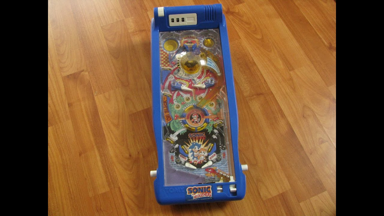 supersonic pinball game