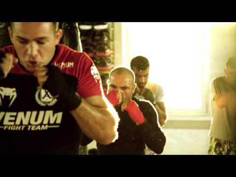 Muay Thai / Kings Gym Hannover Part 1