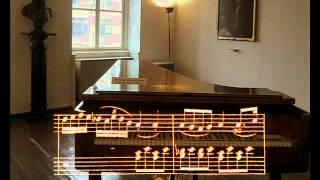 """Rondó para piano, en Do mayor, Op. 51 Nº 1 """"Moderato e grazioso"""". Ludwig van Beethoven"""