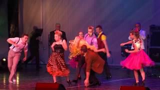 Буги-вуги. Театр танца Вертикаль.