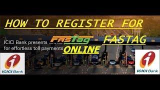 👨🏼💻 Registration For Fastag Recharge Online Part #1