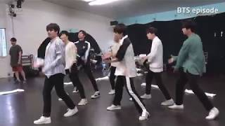 [BANGTAN BOMB] BTS (방탄소년단) FAKE LOVE Dance Practice Video