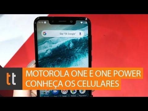 4f88bbc02 Motorola One e Motorola One Power  teste