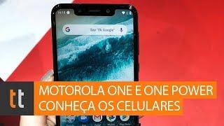 Motorola One e Motorola One Power; teste, preço e ficha técnica dos celulares