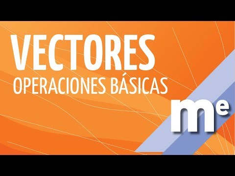 fc652a217e2f3 Operaciones basicas con vectores 1 - YouTube