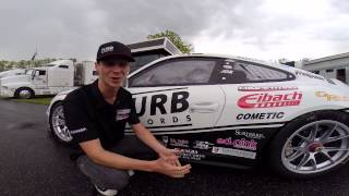 GoPro: Michael Lewis Lime Rock Post Race Update 2014