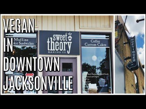 Vegan In Downtown Jax | Sweet Theory Vegan Bakery | Hoptinger