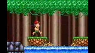 Super Adventure Island (SNES) Playthrough / Walkthrough 1/5