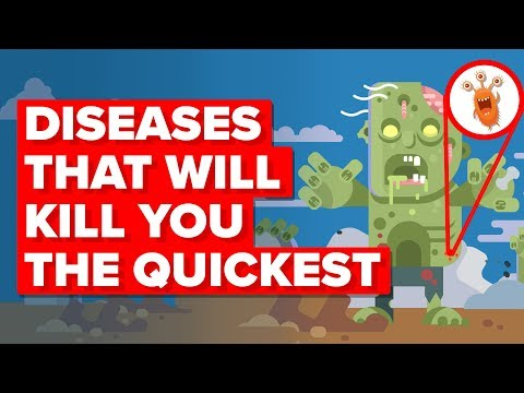 Diseases That Will End You The Quickest