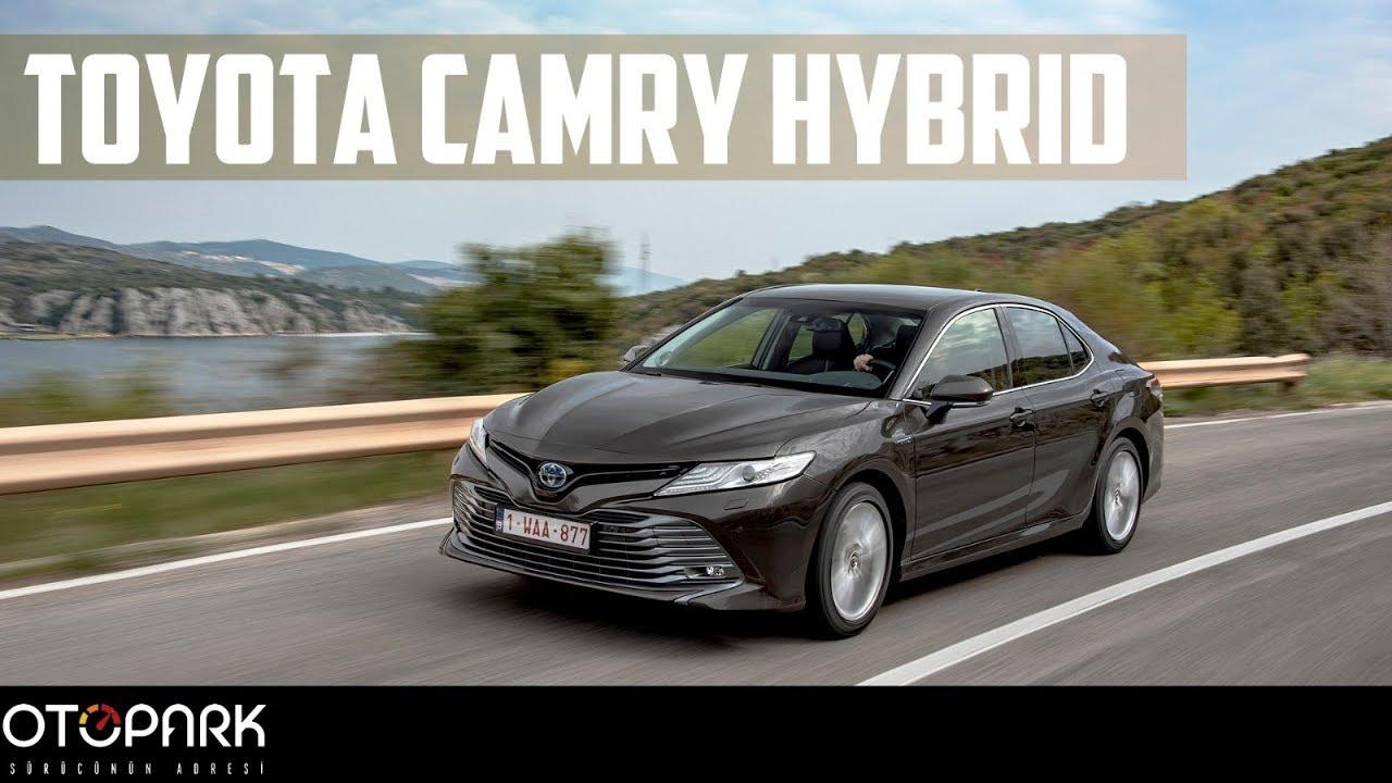 Doğan Kabak'la test ettik | Toyota Camry 2.5 Hybrid | | İlk Sürüş