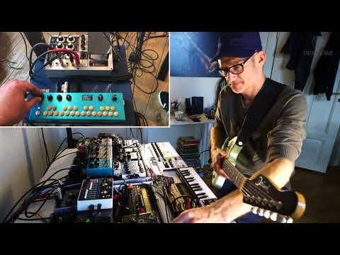 Lastgasp Art Laboratories Multi Noise Processor 2 /  Critter & Guitari Organelle