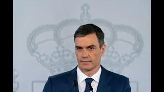 """Sánchez vuelve a enseñar """"la patita"""" y muestra su cara más SINIESTRA para ocultar su PLAN GLOBALISTA"""