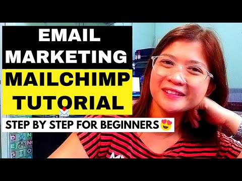 EMAIL MARKETING STEP BY STEP FOR BEGINNERS | MAILCHIMP TUTORIAL 2020