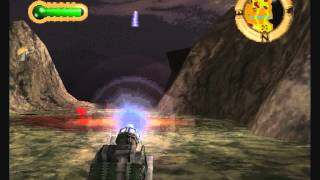 Jeff Wayne's The War of The Worlds PSone game - FINAL LEVEL