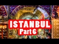 AMAZING ISTANBUL TRAVEL GUIDE VLOG #6 Grand Bazaar Basilica Cistern Egyptian Market