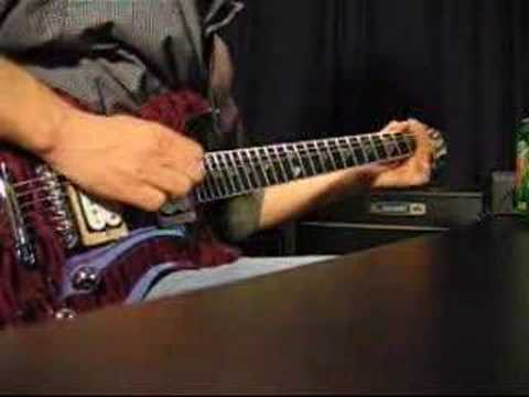 Jeff Miller Guitar Sounds Demo