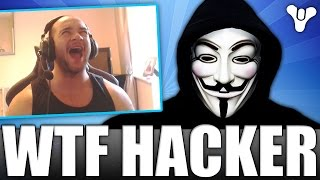 Destiny Age Of Triumph: Playing PvP With A HACKER / GLITCHER!!!!