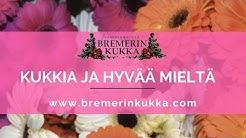 Kukkakauppa Bremerin Kukka - Malmin Hautausmaa - 0504084153