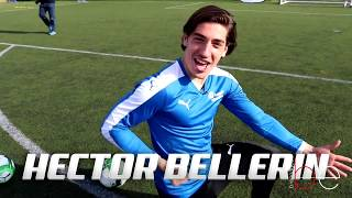 Hector Bellerin Head and Shoulders x Chris MD Preview
