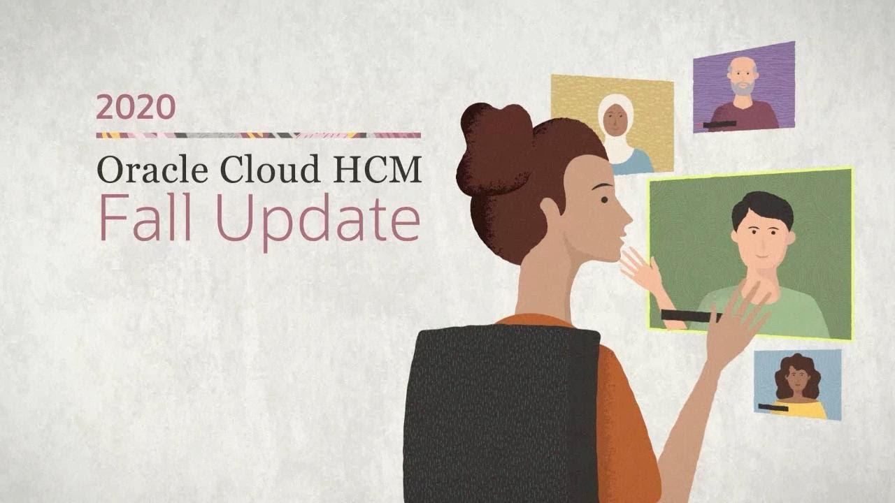 Oracle Cloud HCM – 2020 Fall Update